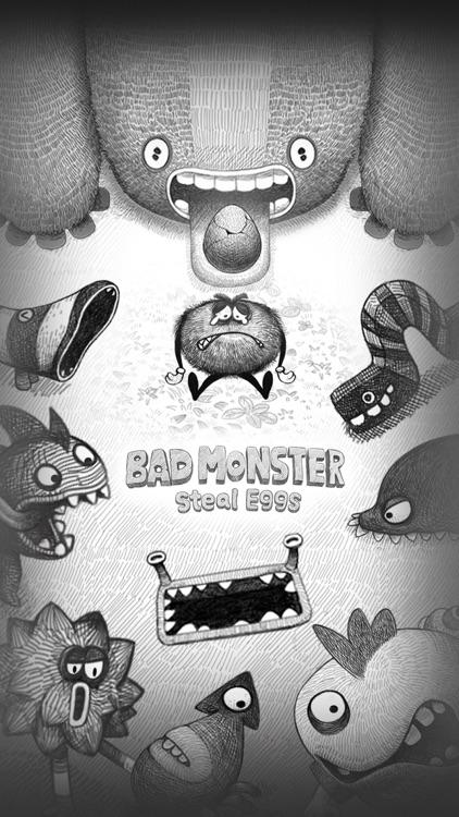 Bad Hungry Monster screenshot-9