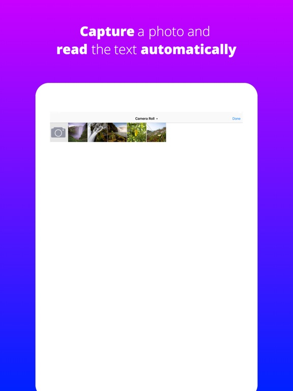 Write4Me - Write text by voice Screenshots
