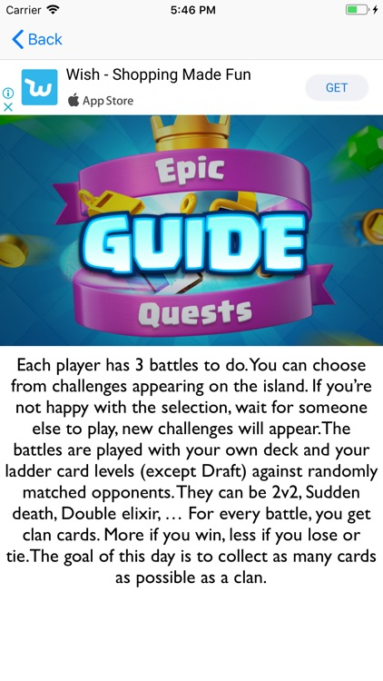 Quiz & Chest For Clash Royale screenshot-4