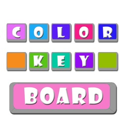 Magic Color Keyboards