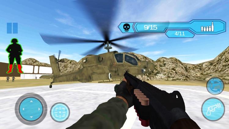 IGI Commando Counter Attack 3D: Survival Story