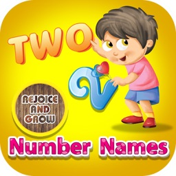 Rejoice and Grow- Number Names