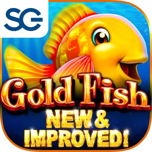 Gold fish casino slot machines on the app store for Fish casino slot