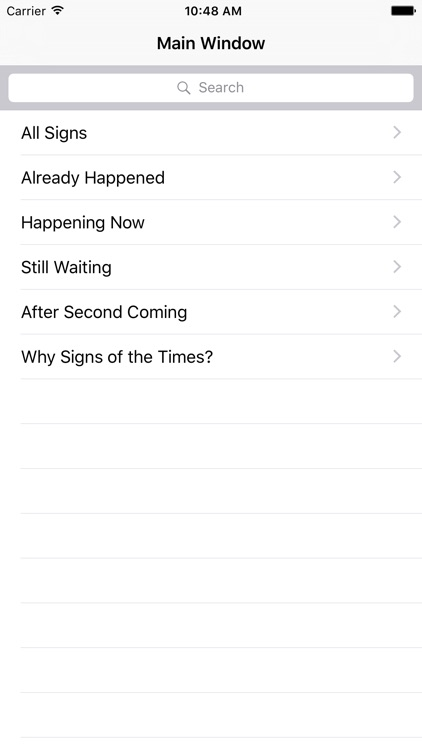 SignsOfTheTimes screenshot-0