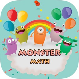 Monster Math : Count Number