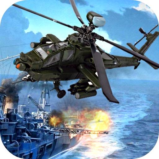 Army Heli Gunship Battle