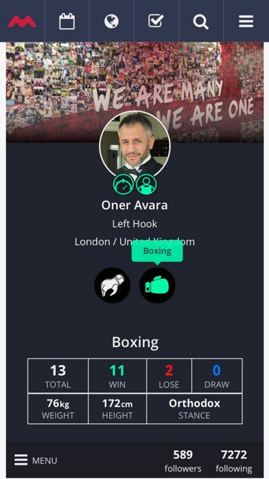 Mynextmatch Screenshot