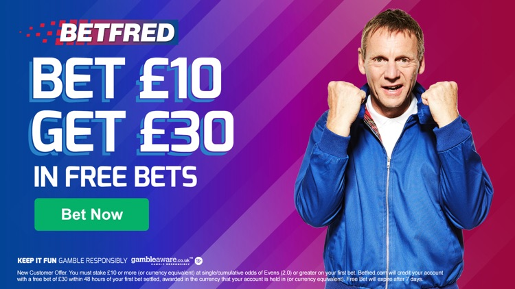 Betfred Bet on Football Live Horse Racing and more screenshot-0