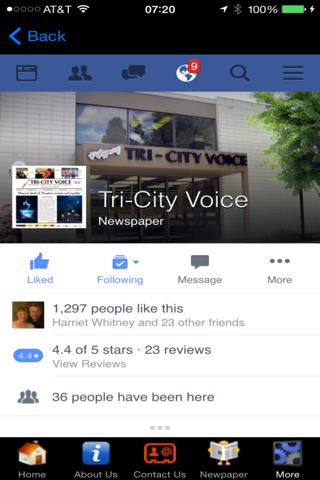 Tri-City Voice - náhled