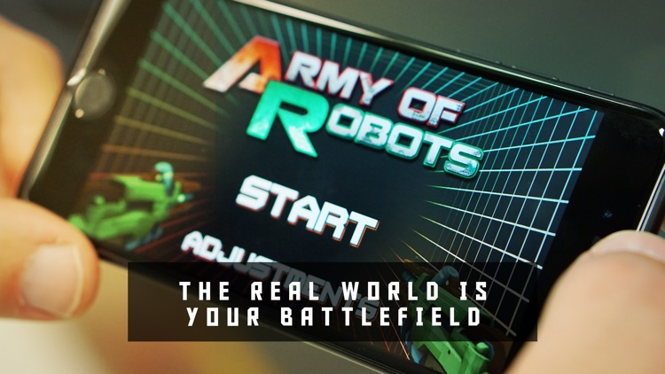Army of Robots screenshot-0