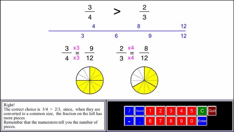 4th Grade Math - Math Galaxy screenshot-4