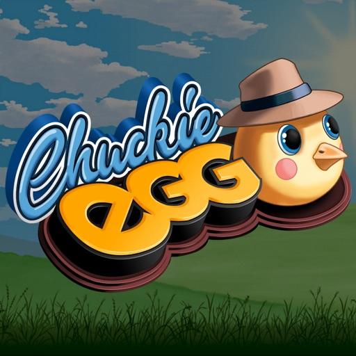 Super Chuckie Egg Icon