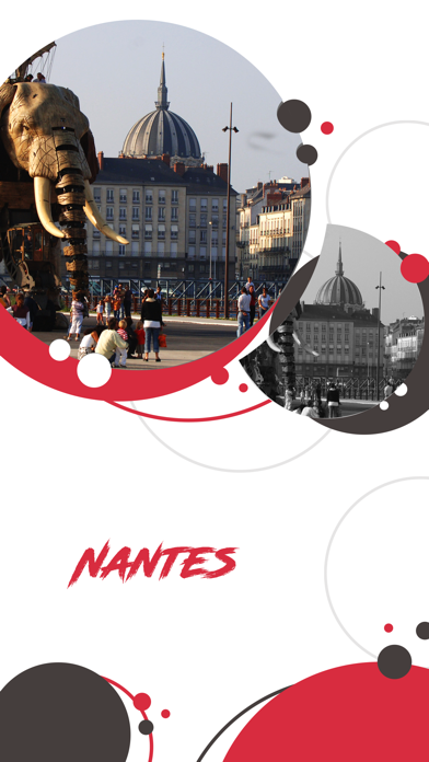 Nantes Tourism screenshot one