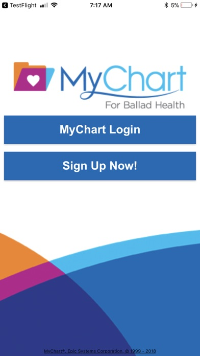 Mychart for ballad health by wellmont health system ios united