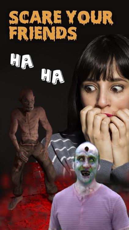 Halloween Create video jokes
