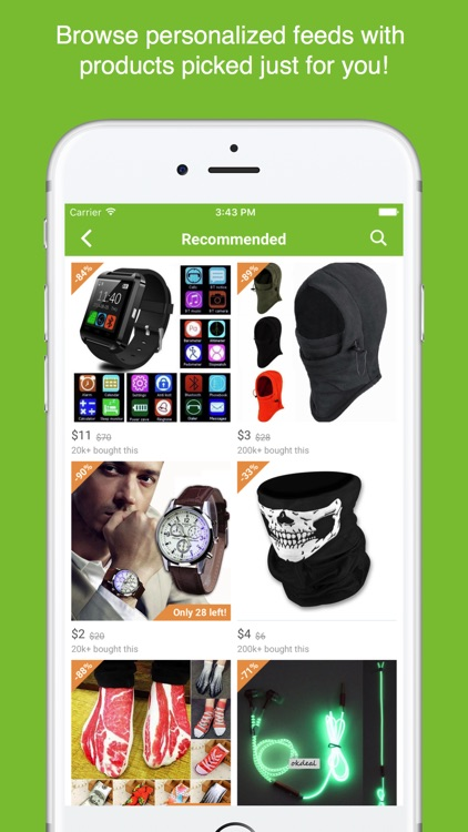 Geek - Smarter Shopping screenshot-3
