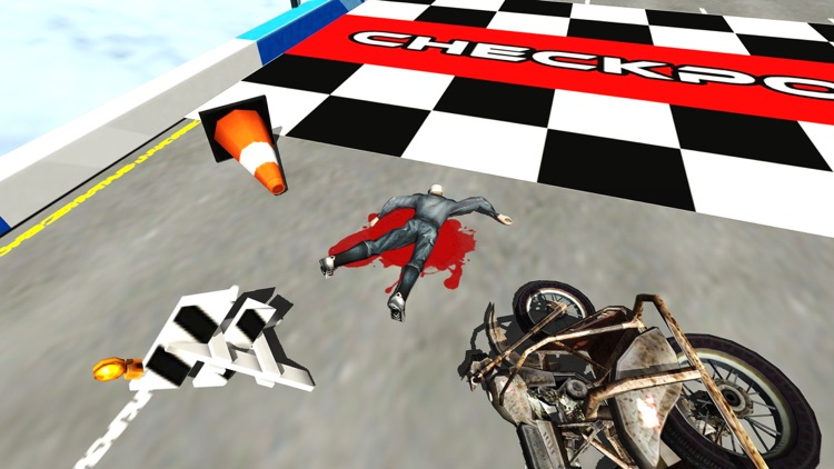 Reckless Biker screenshot-4