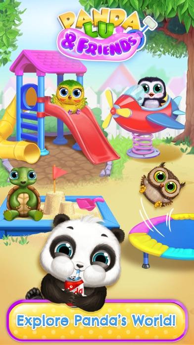 Panda Lu & Friends screenshot 1