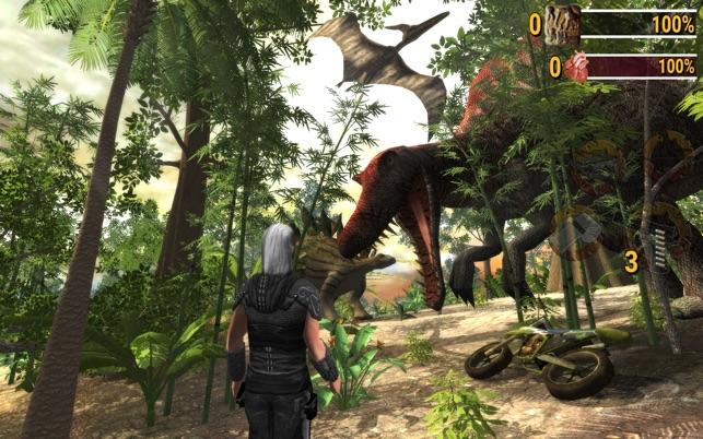 Dinosaur Assassin: Evolution Screenshot