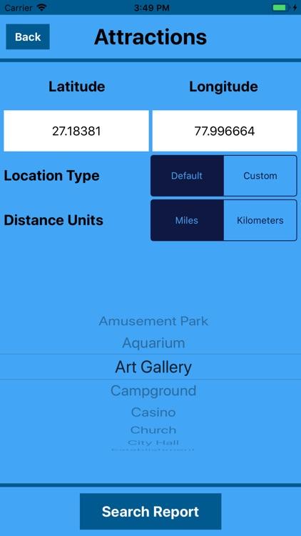 Travel around world Offinemaps screenshot-3