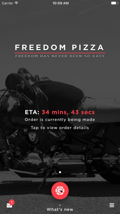 Screenshot for Freedom Pizza in United Arab Emirates App Store