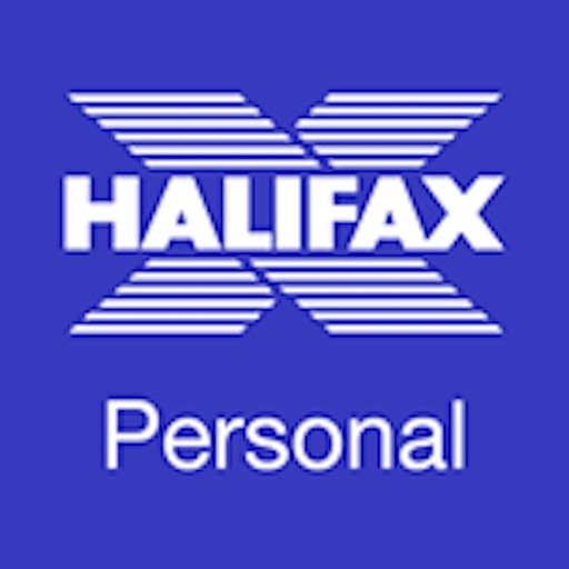 Halifax Mobile Banking iOS App