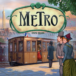 Ícone do app Metro - The Board Game