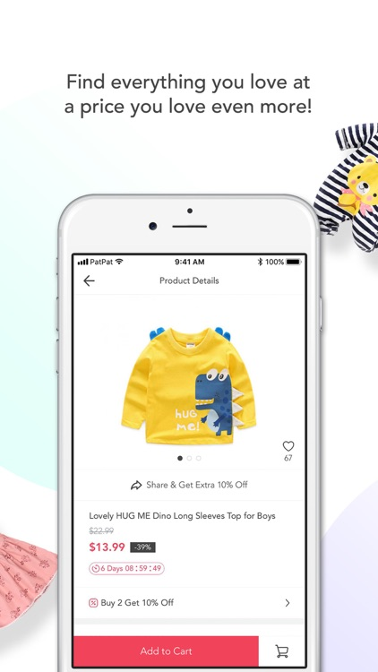 PatPat - Kids & Baby Clothing screenshot-2