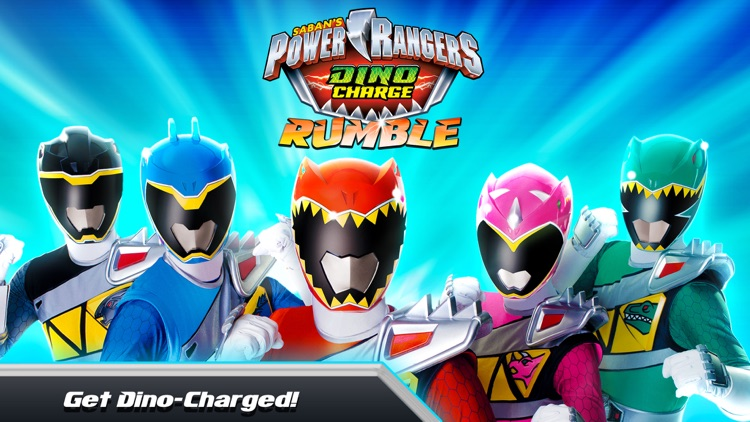 Power Rangers Dino Charge screenshot-0