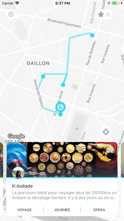 Fluffy - Walks in Paris