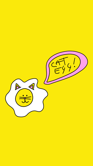 Cat Egg Sticker Pack