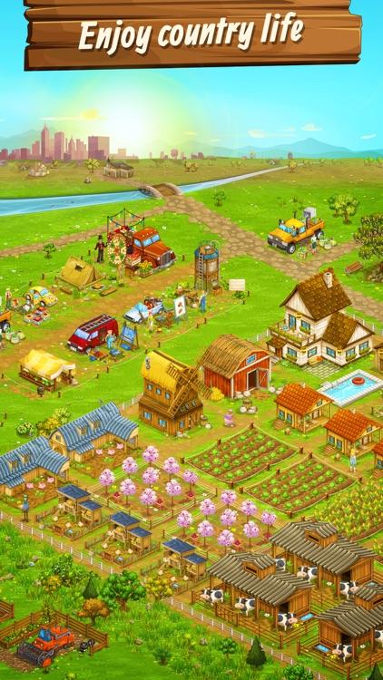 Big Farm: Mobile Harvest screenshot-4
