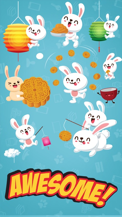 Mid-Autumn Festival Stickers screenshot-2
