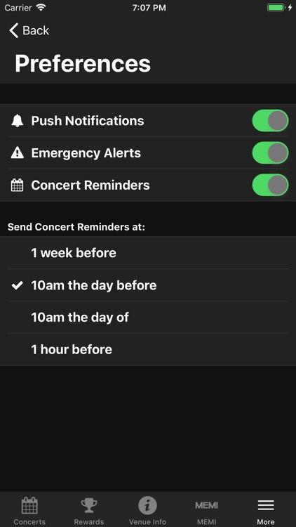Riverbend Music Center screenshot-5