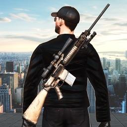 Sniper Assassin Miami City