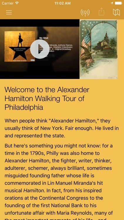 Alexander Hamilton Walking Tours screenshot-3