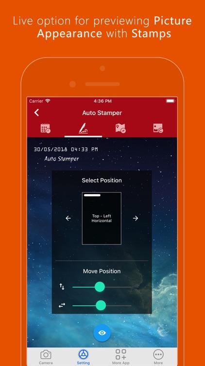 Auto Stamper: Timestamp Camera screenshot-8