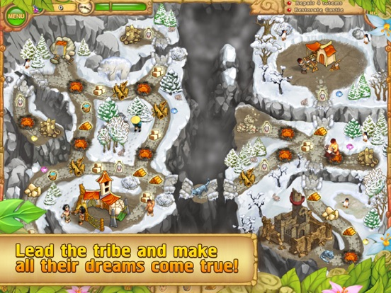 Island Tribe 2. screenshot 8