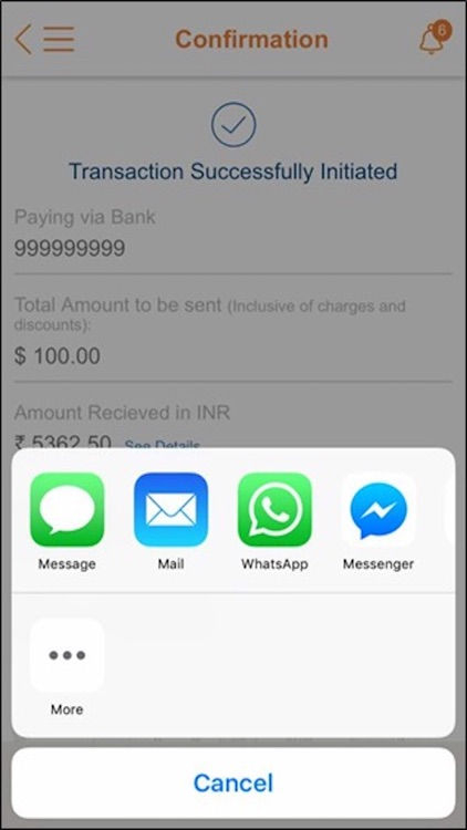 ICICI Bank-Money2India screenshot-3