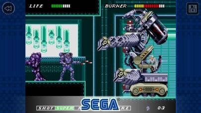 ESWAT City Under Siege Classic screenshot 1