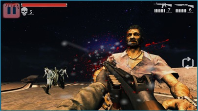Zombie Predator Undead Shooter screenshot two