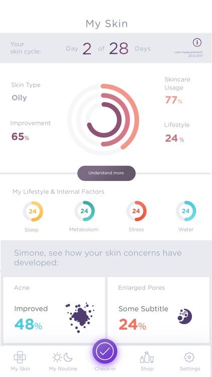 LEZAY Skin Coach screenshot-3