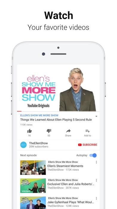 YouTube: Watch, Listen, Stream for Windows
