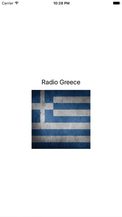 Greek Greece Radios & Music Screenshot on iOS