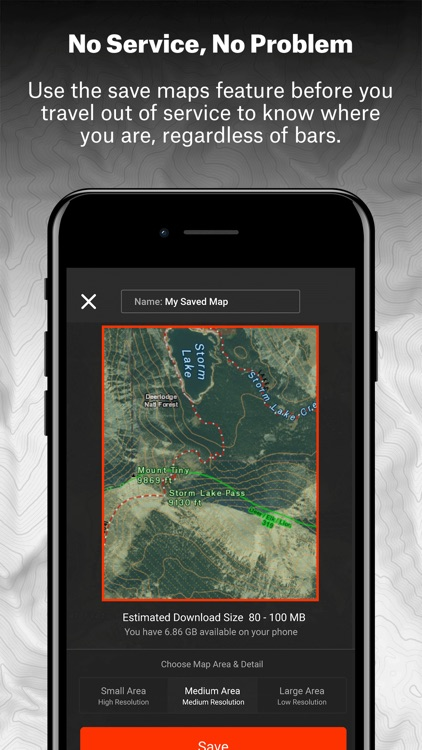 onX Hunt Hunting GPS Maps with Offline US Topo screenshot-1