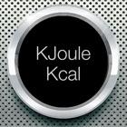 KJoule Kcal icon