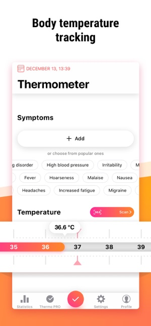 Thermo - Family Health Tracing on the App Store