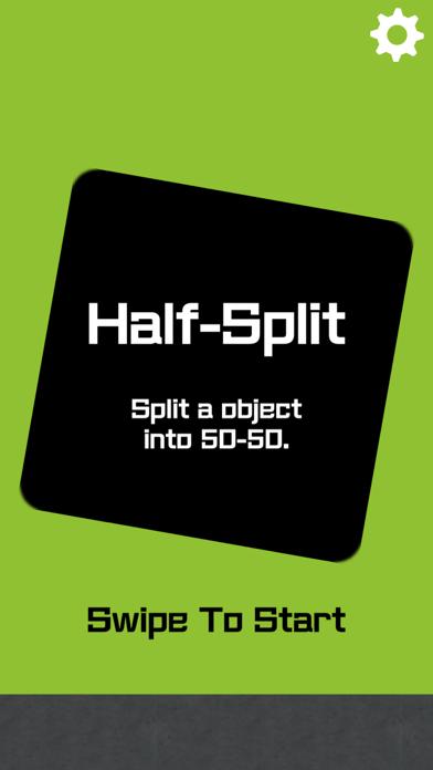 Half-Split Screenshot