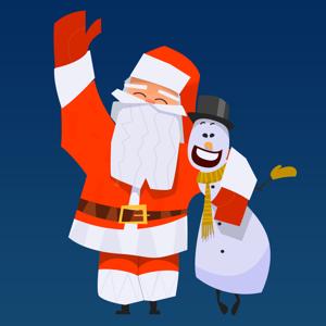 Santa & Pals app