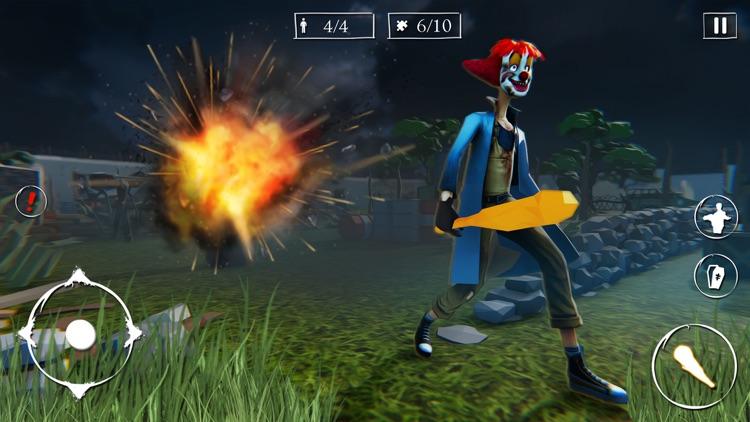 Killer Clown Identity